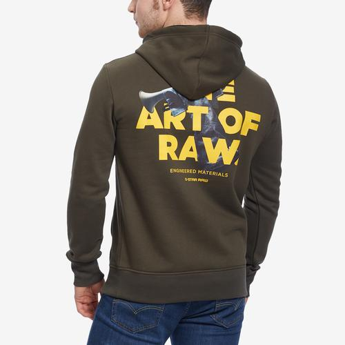 G STAR RAW Graphic 17 Sweater