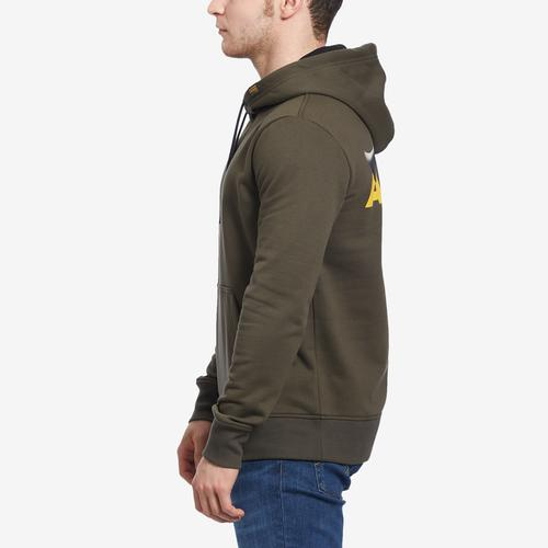 Right Side View of G STAR RAW Men's Graphic 17 Sweater