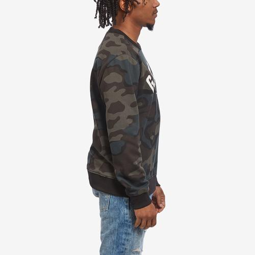 Right Side View of G STAR RAW Men's Graphic 12 Slim Sweater