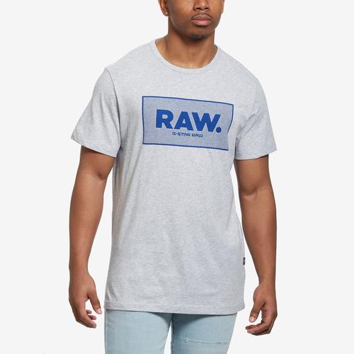 Front View of G STAR RAW BOXED GR SST GRY