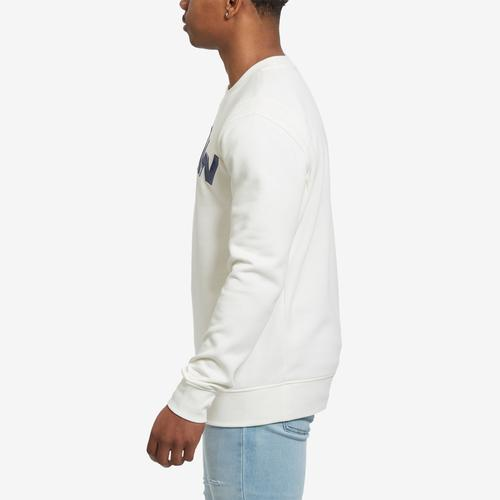 Right Side View of G STAR RAW GSRAW LS ANCHOR MILK