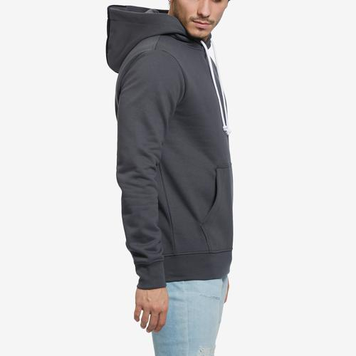 Left Side View of G STAR RAW Men's Originals Backpanel GR Hooded Sweater