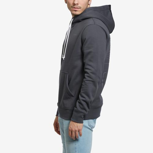Right Side View of G STAR RAW Men's Originals Backpanel GR Hooded Sweater