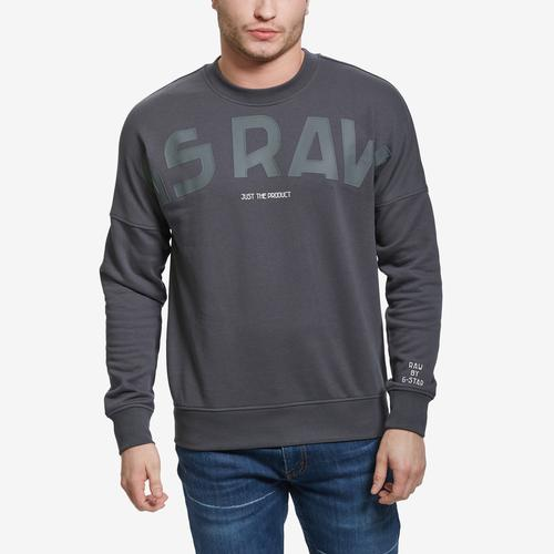 Front View of G STAR RAW Men's Gsraw GS Sweater