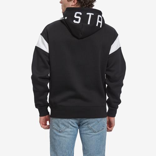 Back View of G STAR RAW Men's Stor Sport GR Hooded Sweater