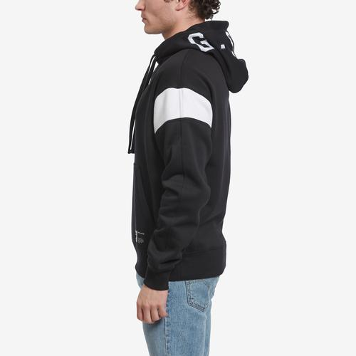 Right Side View of G STAR RAW Men's Stor Sport GR Hooded Sweater