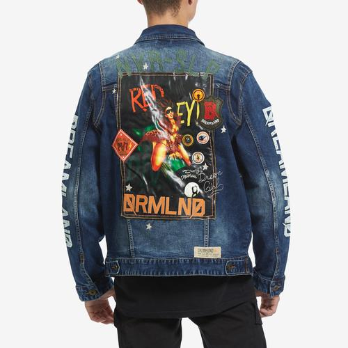 DREAMLAND Vandenburg Denim Jacket