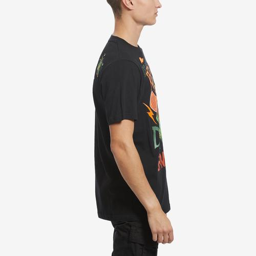 Right Side View of DREAMLAND Men's Fort Rucker Tee