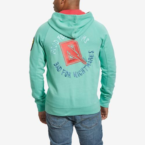 DREAMLAND Men's Graphic Hoodie
