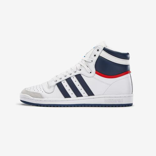 Left Side View of adidas TOPTENOGWTNVRD Sneakers