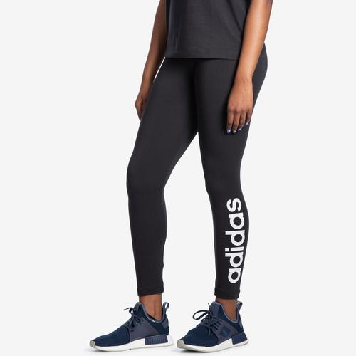 Front View of adidas Women's W E Lin Tight