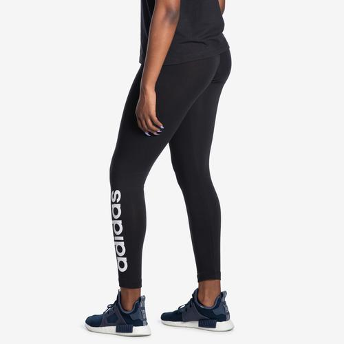Back View of adidas Women's W E Lin Tight