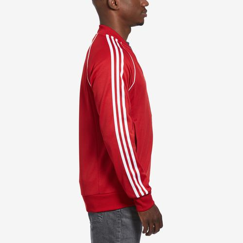 Right Side View of adidas Men's SST Track Jacket