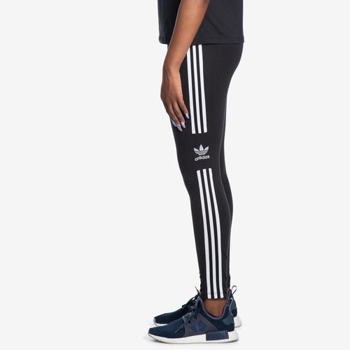 Left Side View of adidas Women's Trefoil Tight