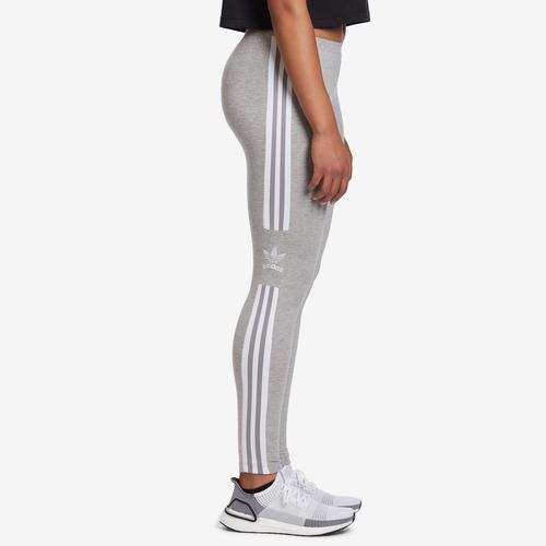 Right Side View of adidas Women's Trefoil Tight