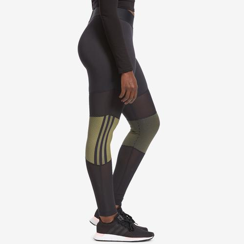 Right Side View of adidas Women's ID Glam Tights