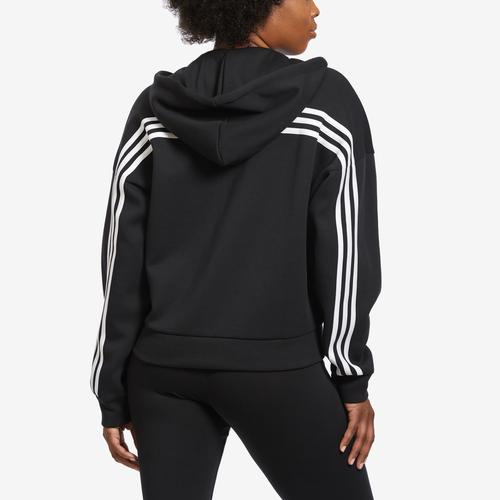 adidas Women's Must Haves 3-Stripes Hoodie