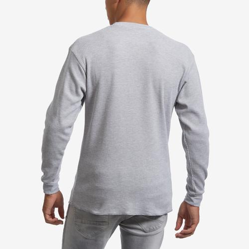 EBL by Galaxy Waffle Knit Thermal Shirt