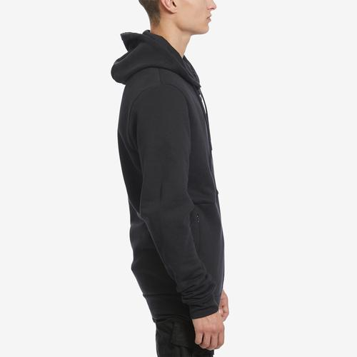 Right Side View of adidas Men's Sport ID Full Zip Hoodie