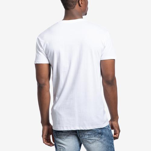 Galaxy Men's V-Neck Tee