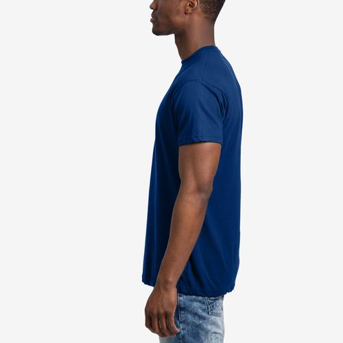 Right Side View of Galaxy Men's Crew Neck Tee