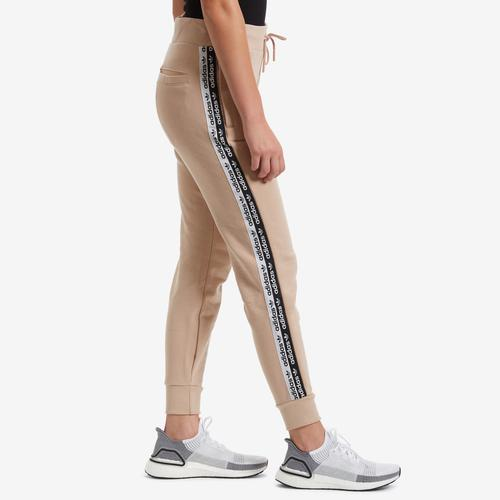Right Side View of adidas Women's Cuff Pants