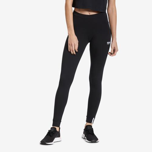Front View of adidas Women's Originals Tights