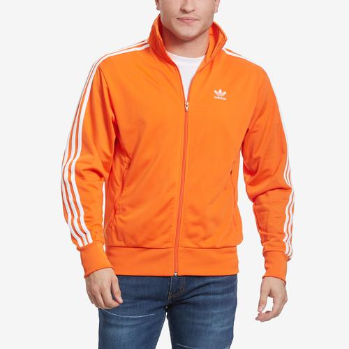 Front View of adidas Men's Firebird Track Jacket