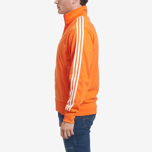Left Side View of adidas Men's Firebird Track Jacket