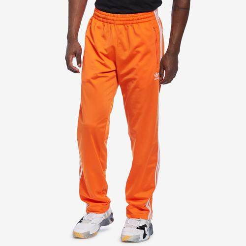 Front View of adidas Men's Firebird Track Pants