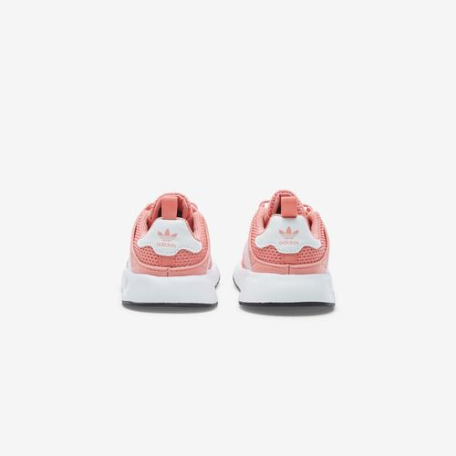 Back View of adidas Girl's Toddler X-PLR Sneakers