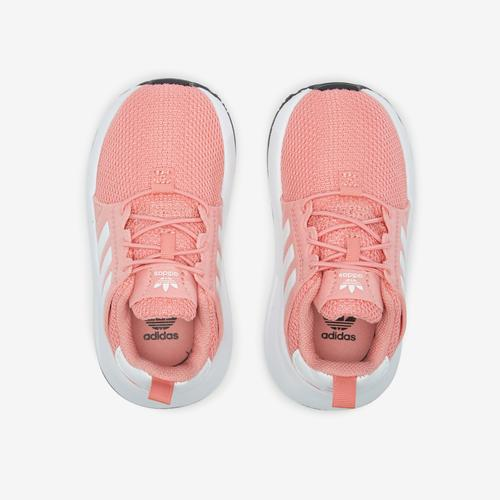 Bottom View of adidas Girl's Toddler X-PLR Sneakers