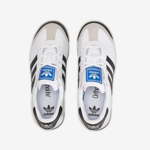Bottom View of adidas Girl's Preschool Samoa C Sneakers