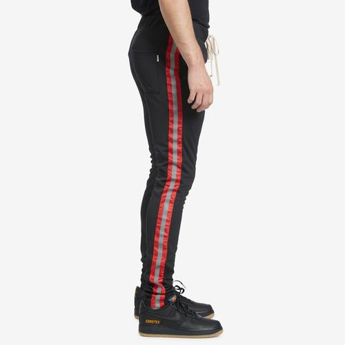 Right Side View of EPITOME Men's Reflective Track Pants