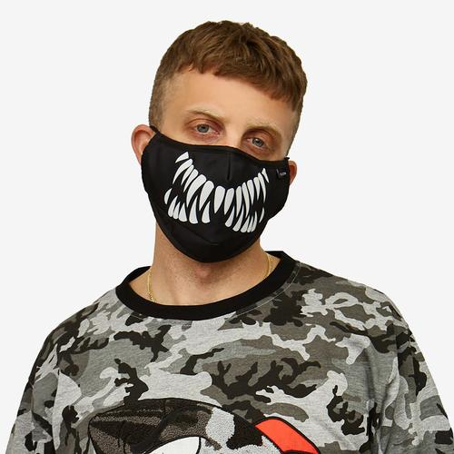REASON Bite Face Fashion Mask