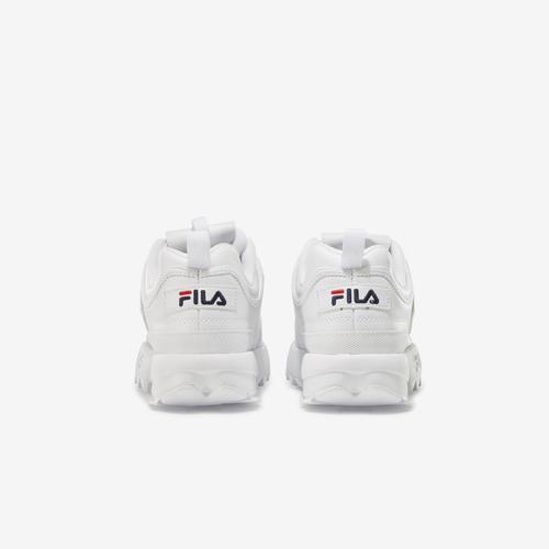 Back View of FILA Girl's Grade School Disruptor II Sneakers