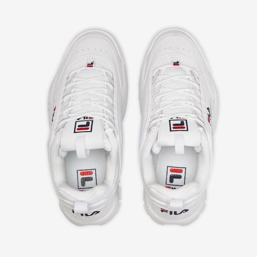 Bottom View of FILA Girl's Grade School Disruptor II Sneakers