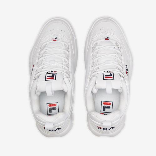 Bottom View of FILA Girl's Preschool Disruptor II Sneakers