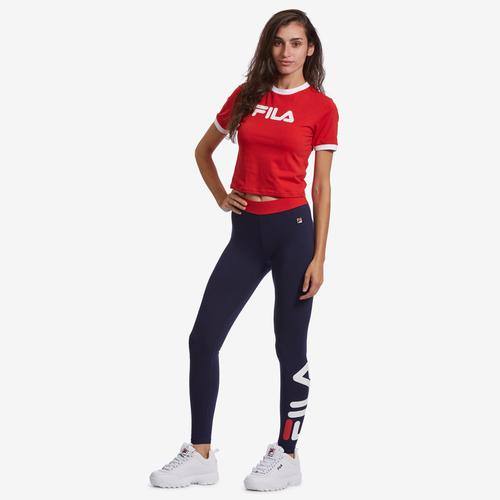Alternate View of FILA Women's Tionne Cropped Tee
