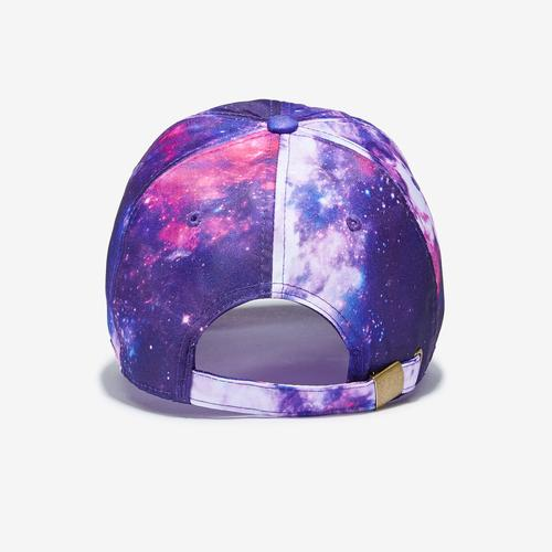 Back view of Baws Galaxy 80s Tie Dye Hat