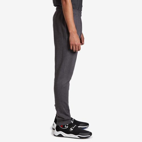 Right Side View of Champion Men's Graphic Powerblend Fleece Jogger