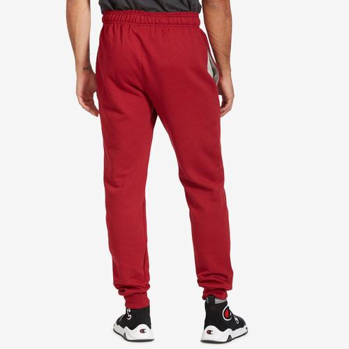 Champion Men's Graphic Powerblend Fleece Jogger