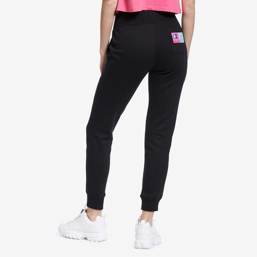 Back View of Champion Women's Reverse Weave Joggers