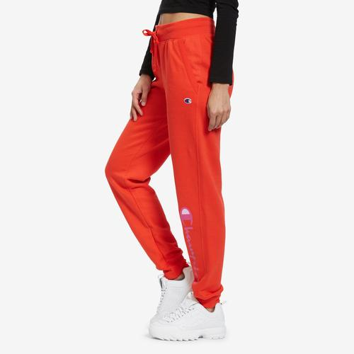 Right Side View of Champion Women's Powerblend Jogger