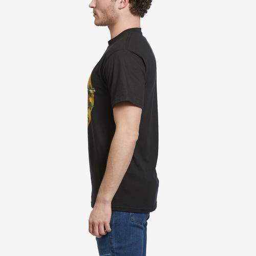 Right Side View of BRAVADO Men's Guns N Roses Bullet Logo T-Shirt