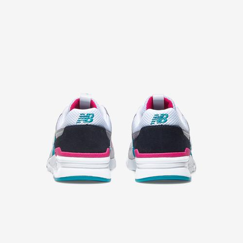 Back View of New Balance Boy's Grade School 997H Sneakers