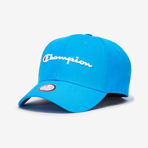 First View of Champion Life Classic Twill Hat, Script Logo