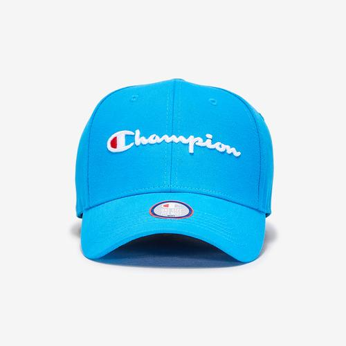 Second View of Champion Life Classic Twill Hat, Script Logo