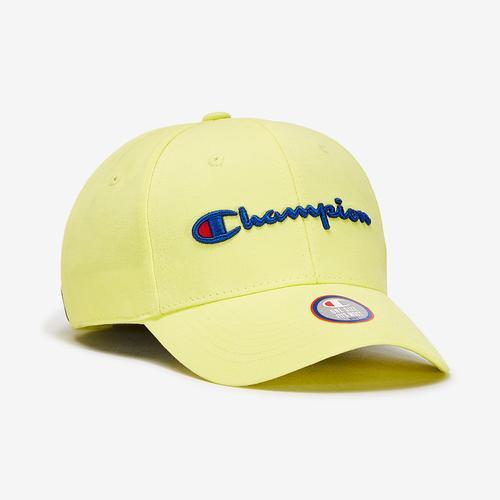Third View of Champion Life Classic Twill Hat, Script Logo