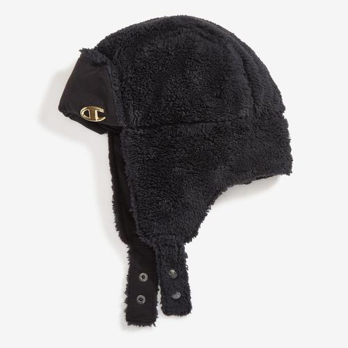 Front Right View of Champion Life Faux Fur Hunter's Hat